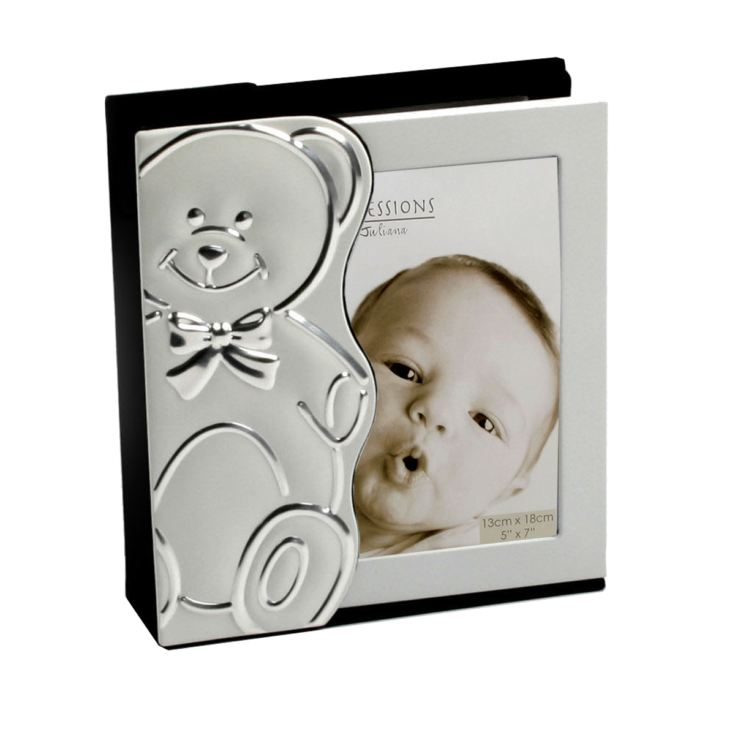 "Celebrations Teddy Bear Photo Album - 4"" x 6"" product image"