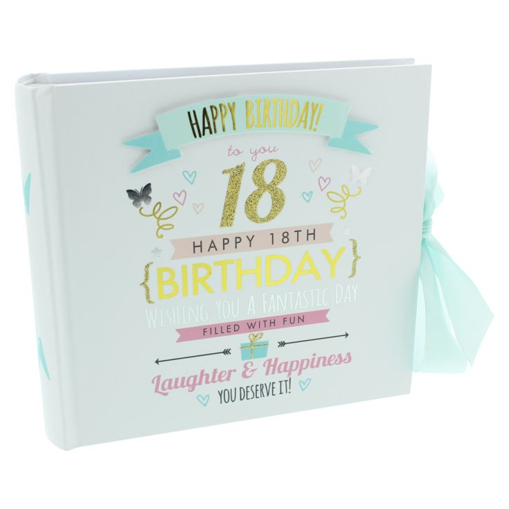 Signography 18th Birthday Photo Album product image