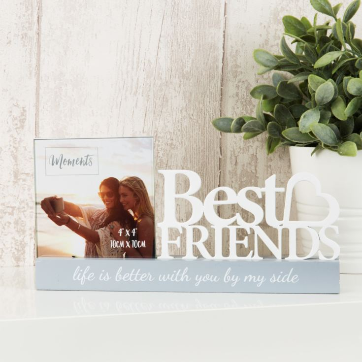 "4"" x 4"" - Celebrations Photo Frame - Best Friends product image"