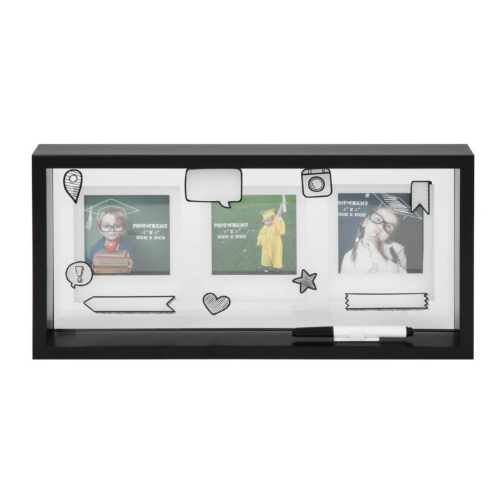 "4"" x 4"" - Personalisable Kid's Graduation Multi Frame product image"