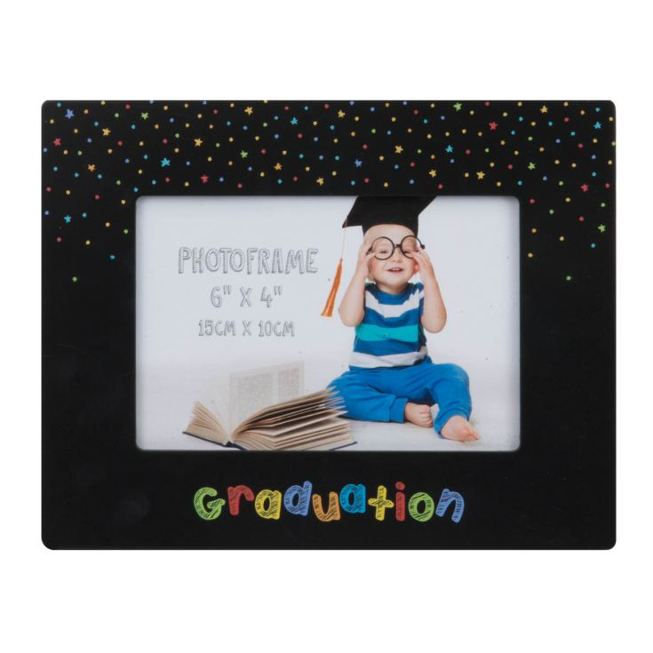 "6"" x 4"" - Celebrations Kid's Graduation Photo Frame product image"