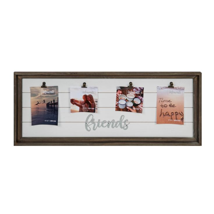 "'Moments' Multi Aperture Clip Frame 4"" x 6"" Friends product image"