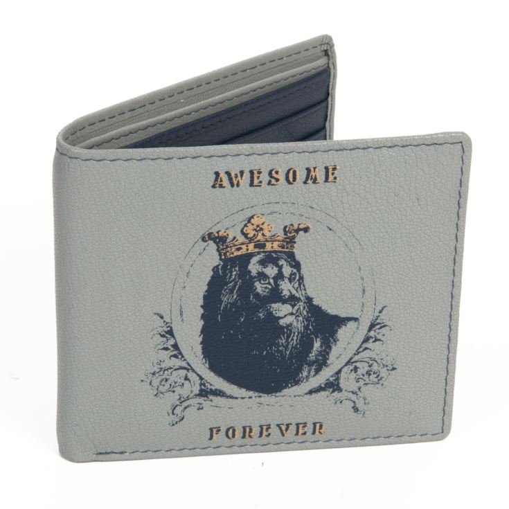 Emporium Leather Wallet - Awesome Forever product image
