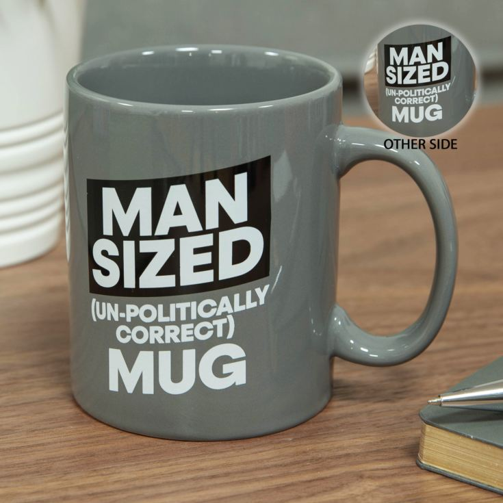 Ministry of Humour Large Oversized Mug - Man Sized product image