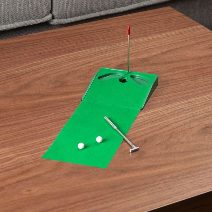 Harvey's Bored Games - Mini Desktop Golf product image