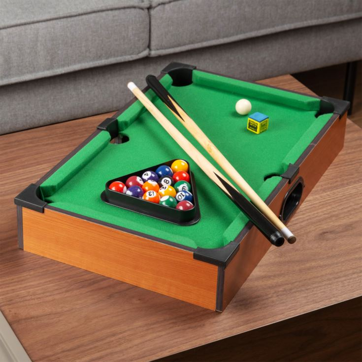 Harvey's Bored Games - Table Pool Game Set product image