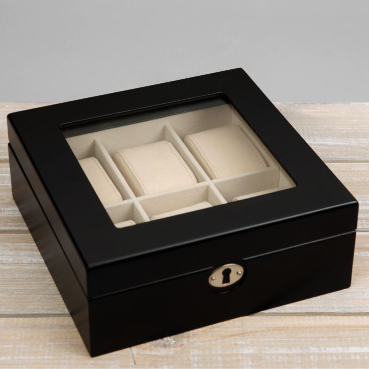 Harvey Makin Watch Box Holds 6 Watches product image