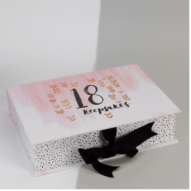 Luxe Birthday Keepsake Box - 18 product image