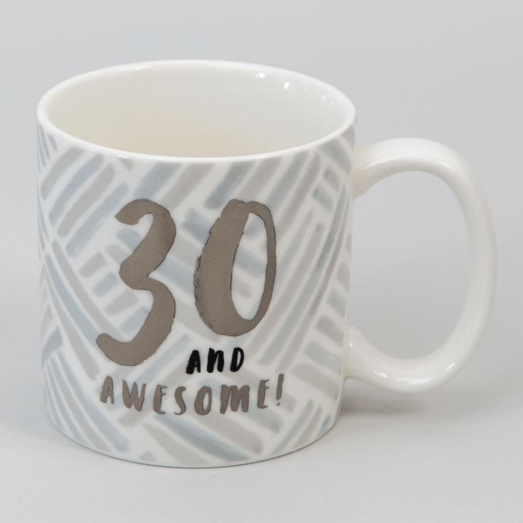 Luxe Ceramic Male Birthday Mug - 30 product image