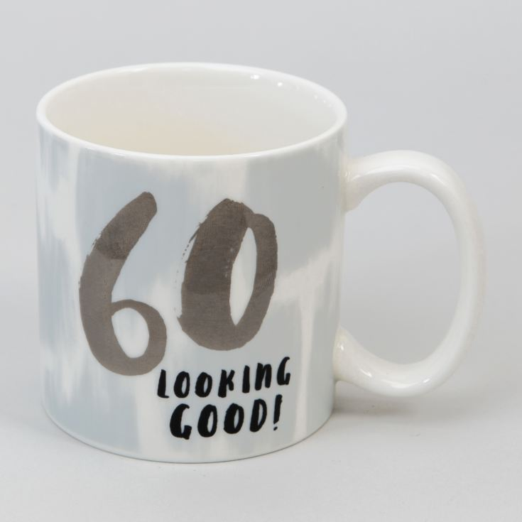 Luxe Ceramic Male Birthday Mug - 60 product image