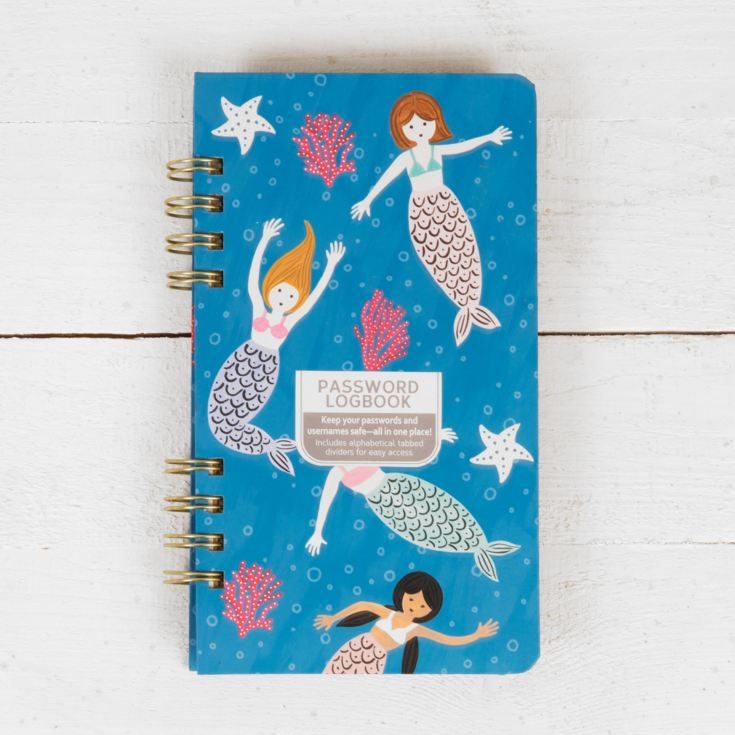 Studio Oh Password Book - Mermaid tales product image