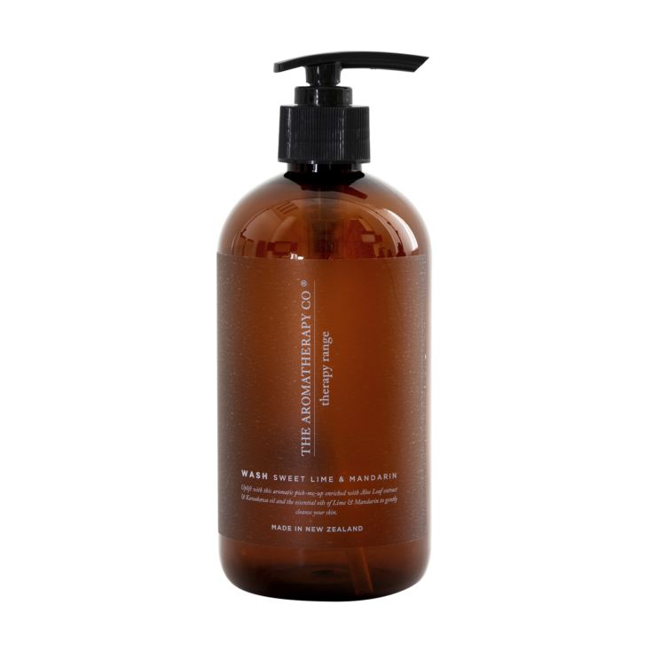 Therapy 500ml Hand & Body Wash Sweet Lime & Mandarin UPLIFT product image