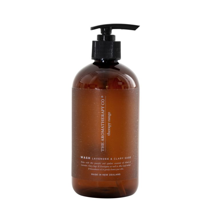 Therapy RELAX 500ml Hand & Body Wash Lavender & Clary Sage product image