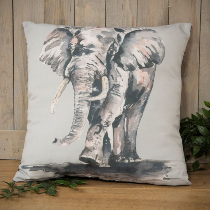 Meg Hawkins Elephant Cushion - 40cm product image