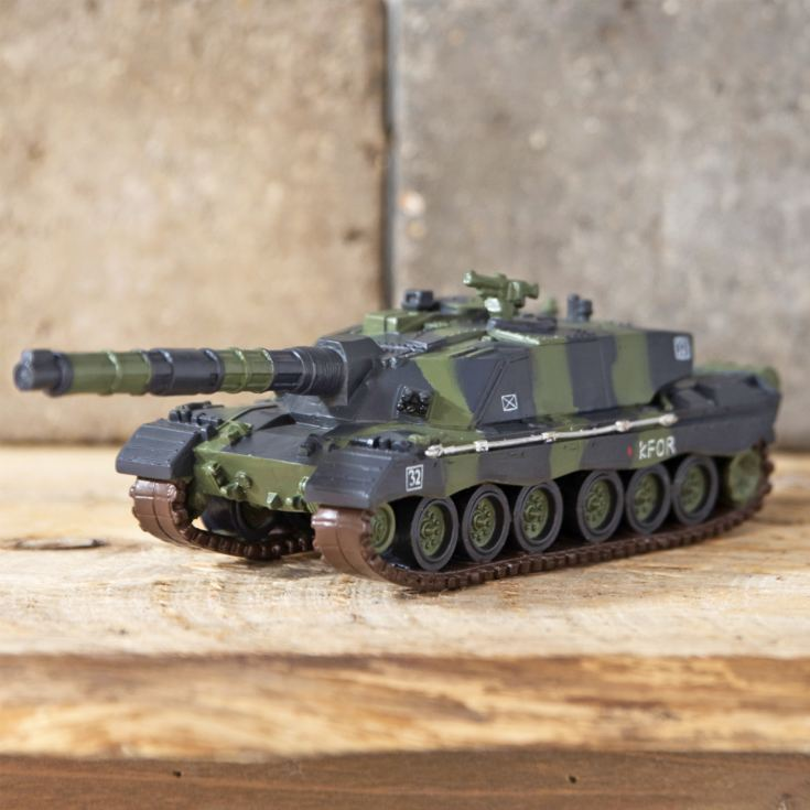 Challenger Tank Resin Model 29cm product image