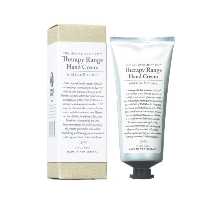 Therapy 75ml Hand Cream Rose & Vetiver product image