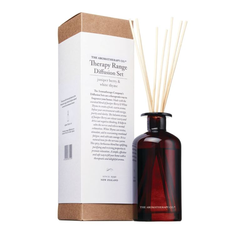 250ml Therapy Reed Diffuser Juniper Berry & Thyme product image