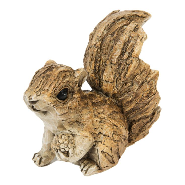 Naturecraft Collection Resin Squirrel Figurine - 11cm product image