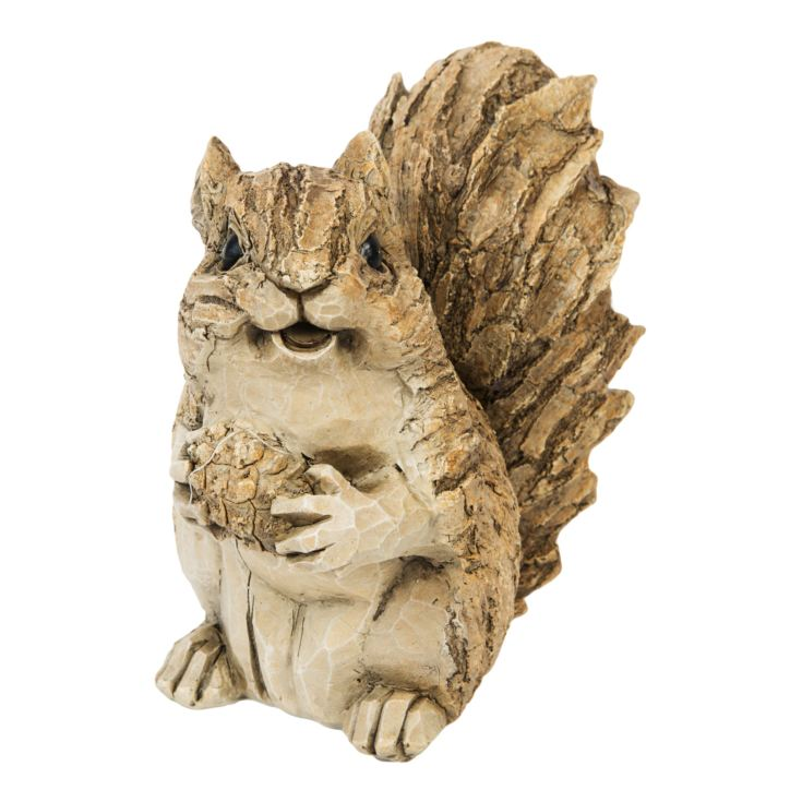 Naturecraft Collection Resin Squirrel Figurine - 15.5cm product image