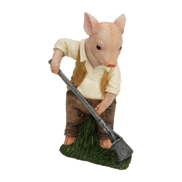 Naturecraft Collection - Gardening Piglet product image
