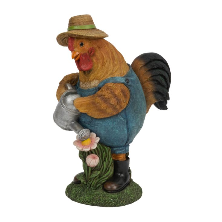 Naturecraft Collection - Hen with Watering Can product image