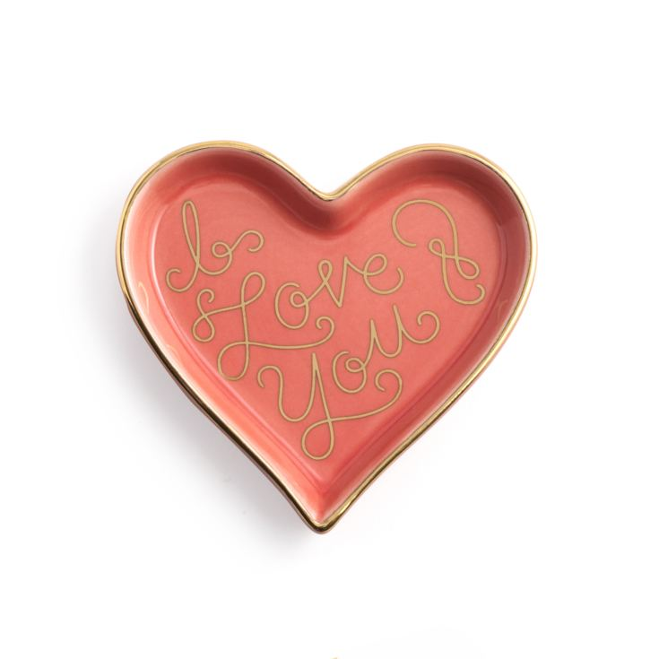 Charming Moments Trinket Tray - I Love You product image
