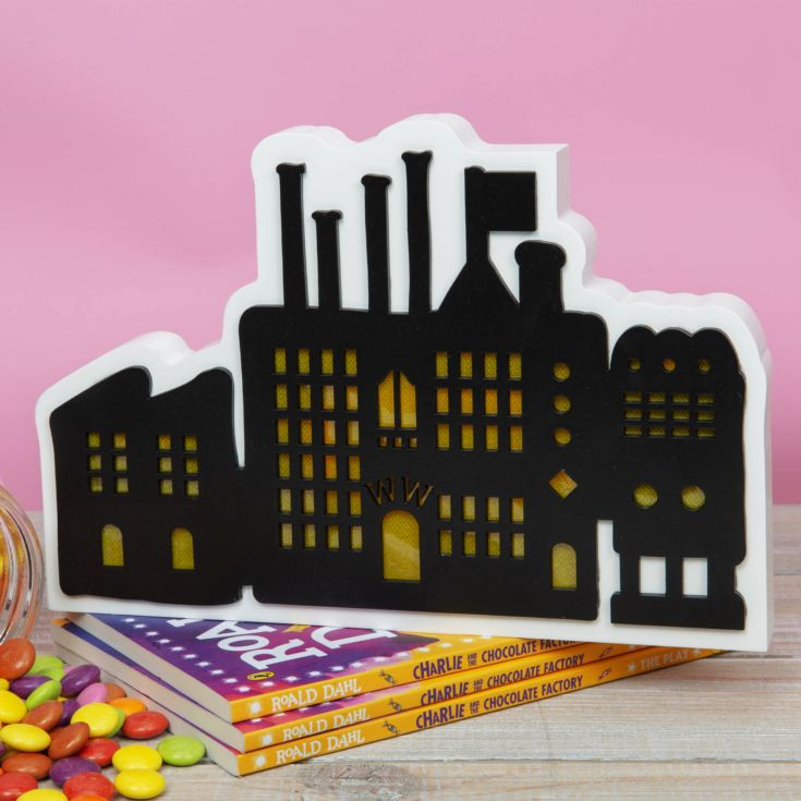 Roald Dahl Charlie & The Chocolate Factory LED Money Box product image