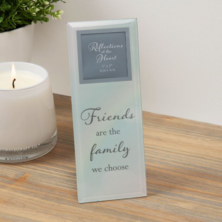 "2"" x 2"" - Reflections Of The Heart Photo Frame - Friends product image"