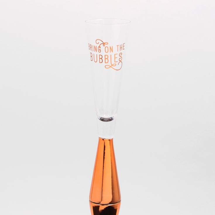 By Appointment Prosecco Glass - Bring On The Bubbles product image
