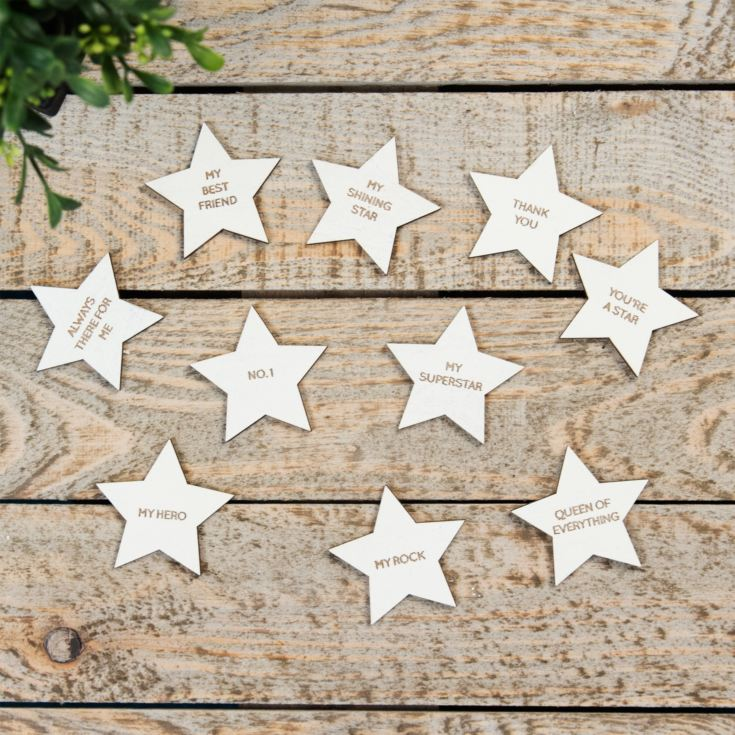 Shining Star Set of 10 Individual Stars product image