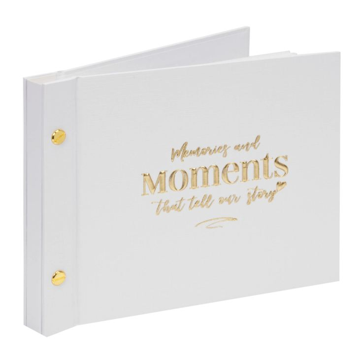 "Memories and Moments Tell All Our Story 6"" x 4"" Album product image"