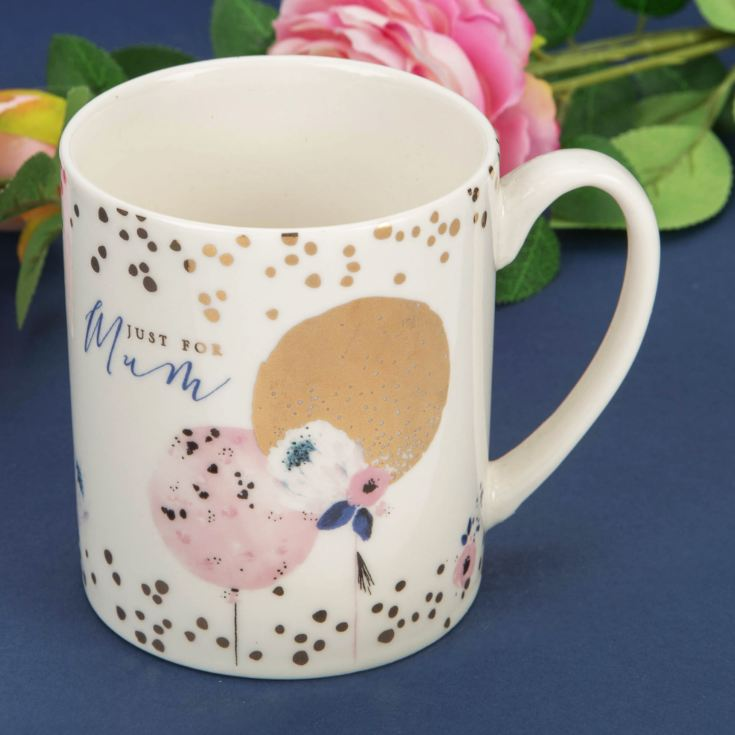 Swan Lake Just For Mum New Bone China Mug product image