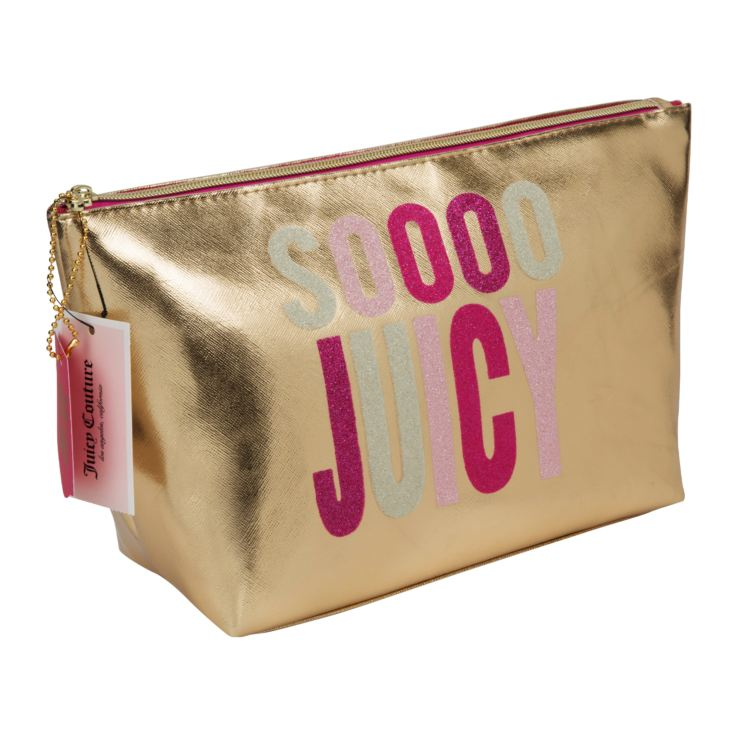 Juicy Couture Gold Sooo Juicy Cosmetic Bag product image