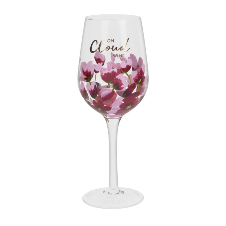 Vintage Boutique On Cloud Wine - Wine Glass product image