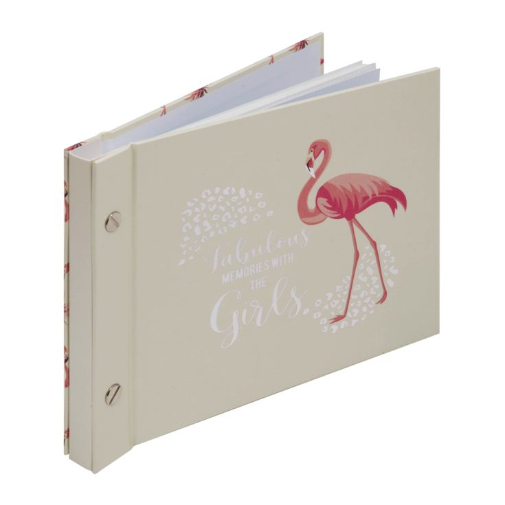 "Girl Talk Fabulous Memories with The Girls 4""x6"" Photo Album product image"