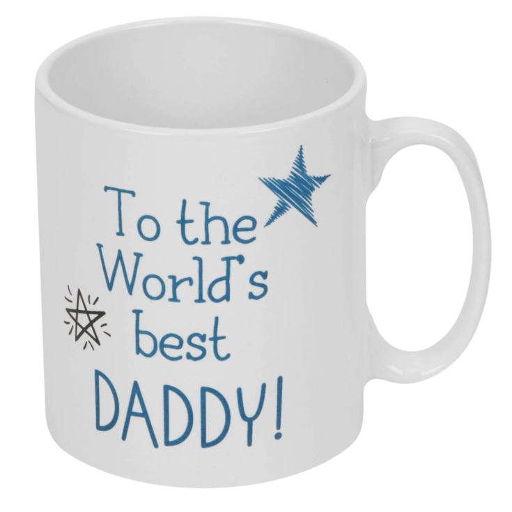 To The World's Best Daddy Stoneware Mug product image