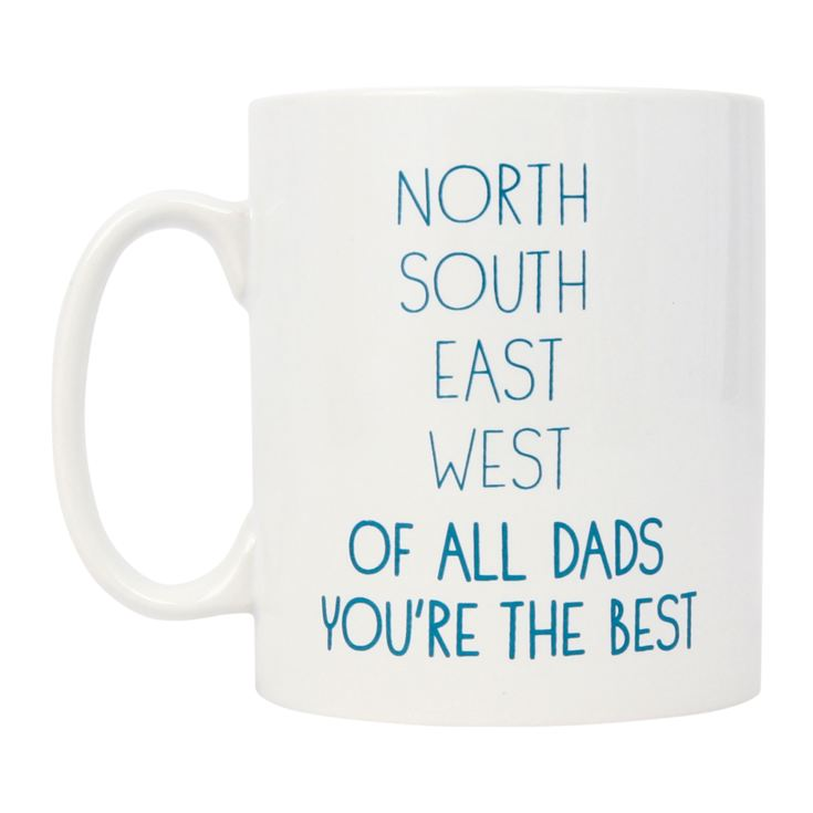 North East South West of All of The Dads You're The Best product image