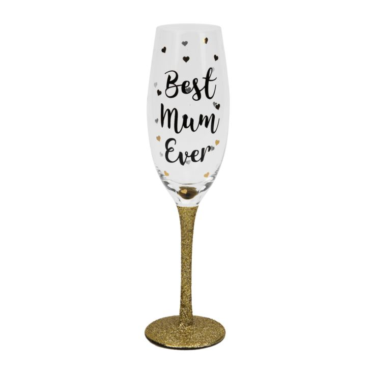 Best Mum Ever Prosecco Glass product image