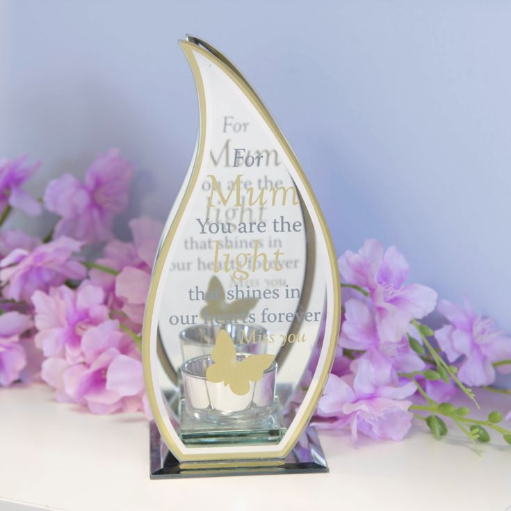 Thoughts of You Flame Tealight Holder - Mum product image