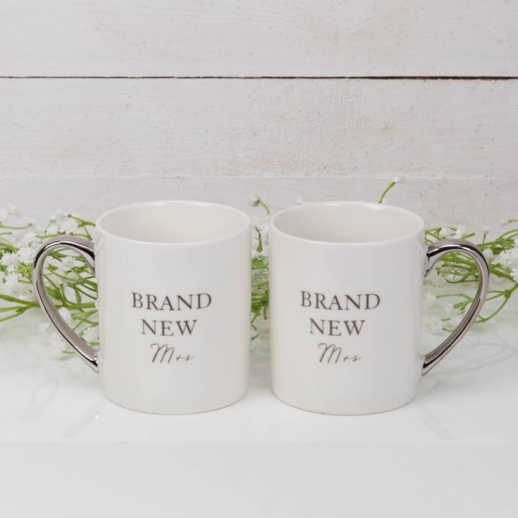 AMORE BY JULIANA® Mug Pair - Brand New Mrs product image