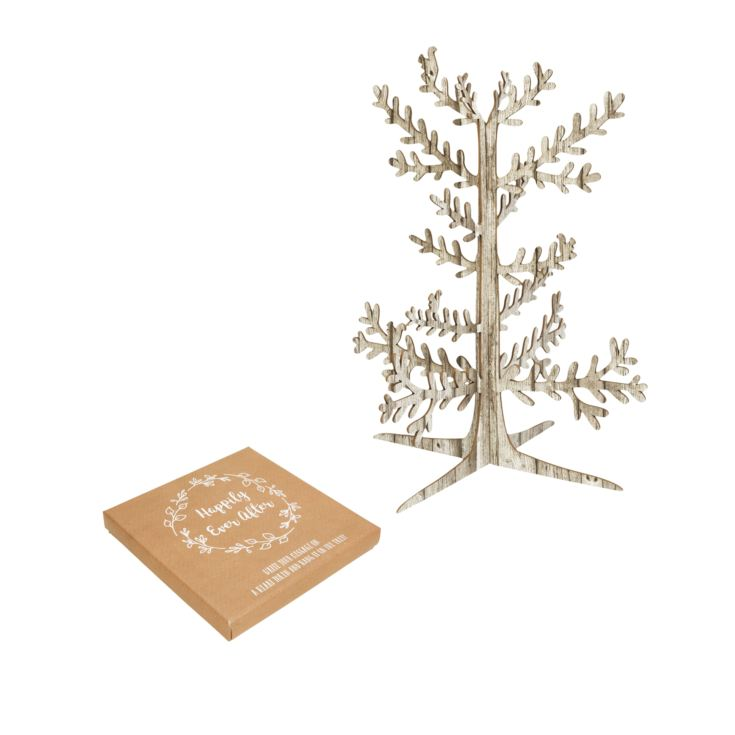 Love Story Heart Tree Guest Keepsake product image
