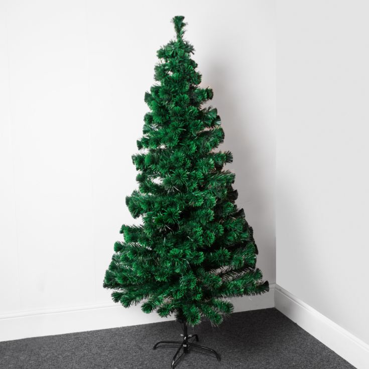 Green 800 Tip Artificial Christmas Tree 2.1m product image