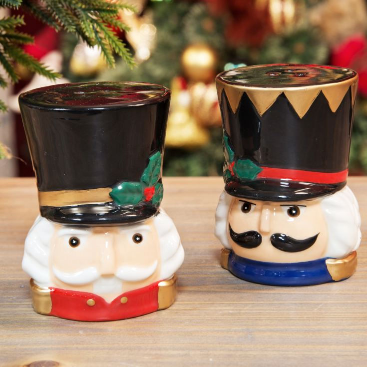 Set of 2 Nutcracker Salt & Pepper Shakers product image