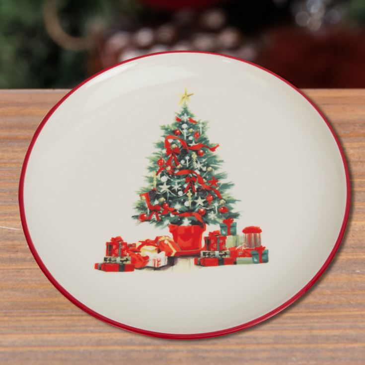 Richard Macneil Christmas Tree Design Dinner Plate 22cm product image