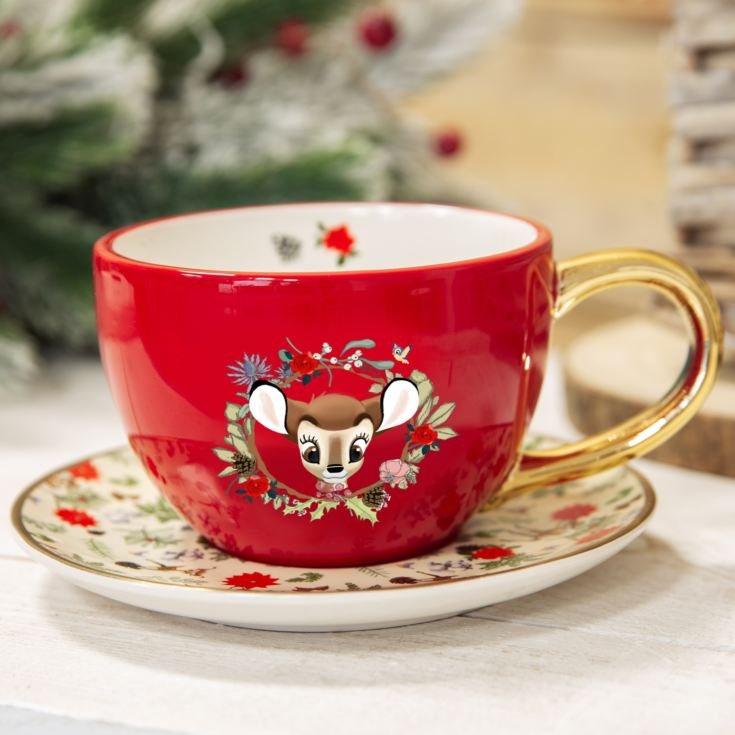 Disney Bambi Enchanted Forest Cup & Saucer Set product image