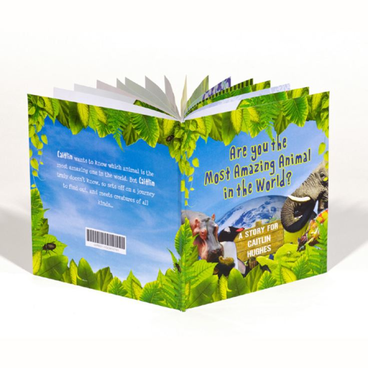 Personalised Children's Book - Most Amazing Animal product image