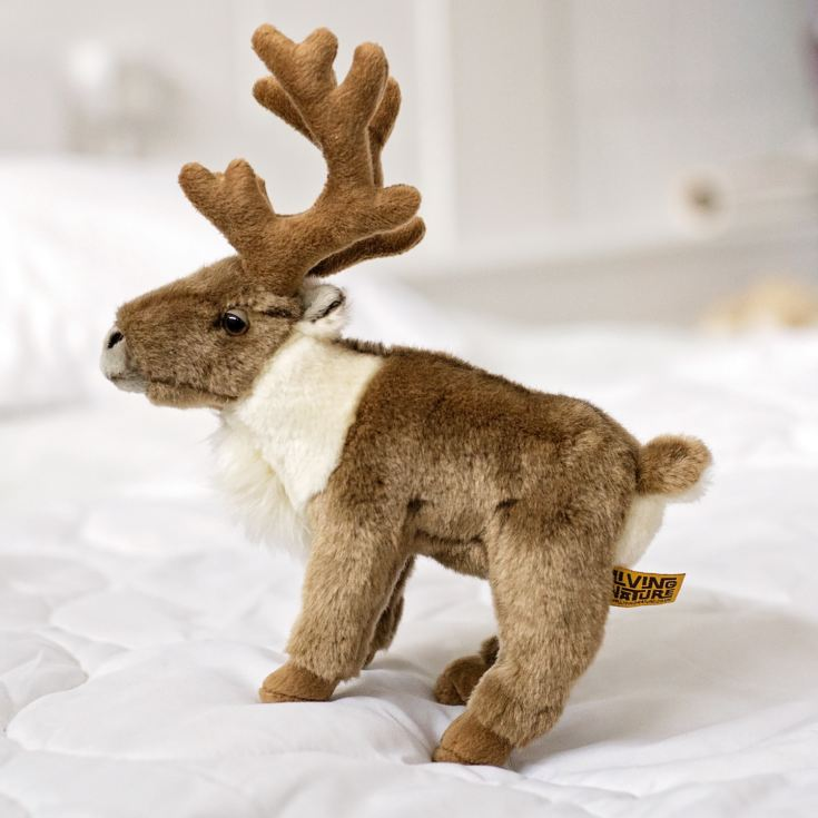 Living Nature Reindeer Soft Toy product image