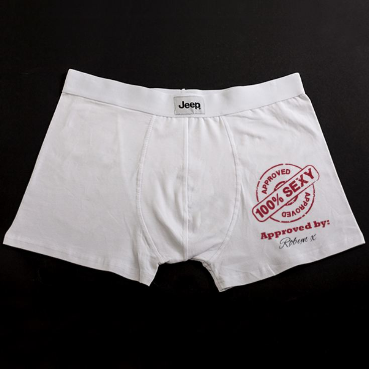 Approved Package Personalised Boxer Shorts product image
