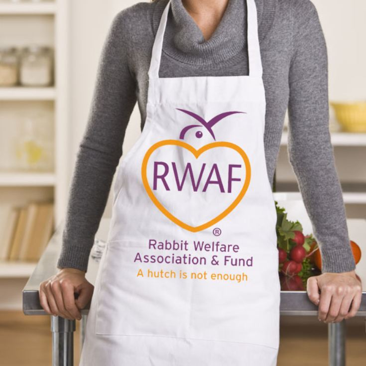 Personalised RWAF Apron product image