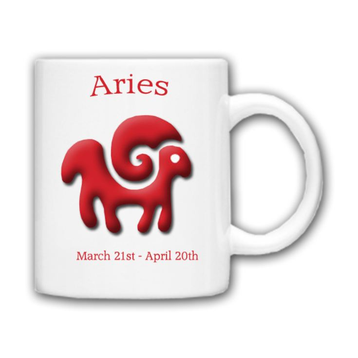Personalised Birth Star Sign Mugs product image